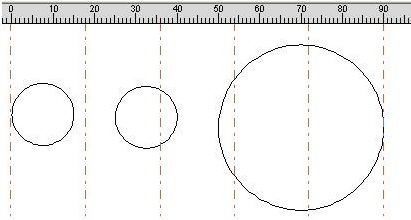 图8-34-a不使用强制分割时的分割平面图