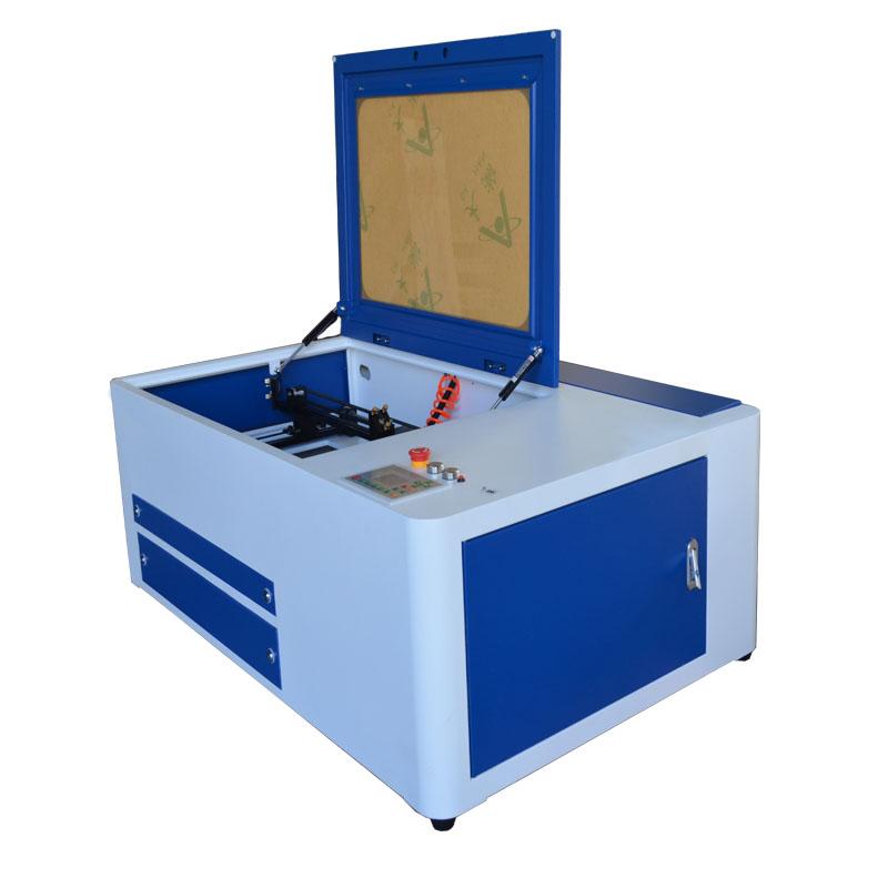 桌面式6040激光雕刻机  第1张
