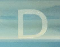 贝林紫外激光器测试玻璃打标  第3张