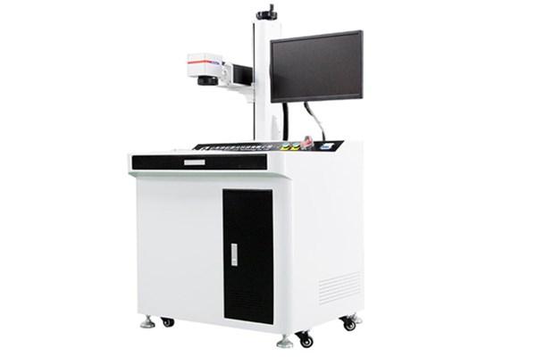 台式光纤激光打标机