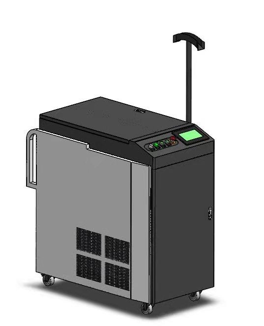 2000瓦手持式激光焊接机